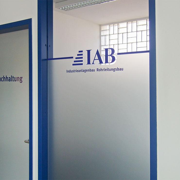 Sichtschutz für Meeting- und Büroräume.