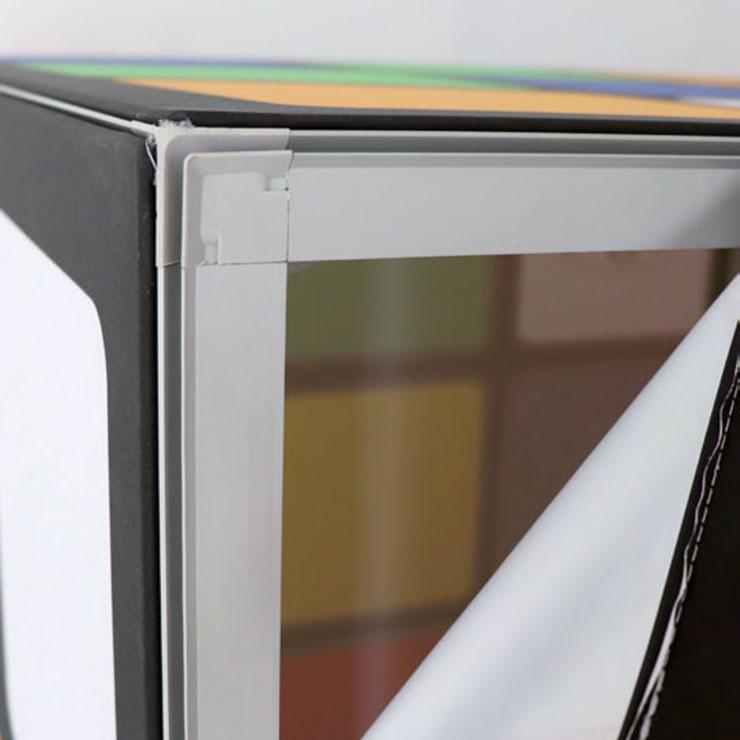 Ausgefallende, kreative Objekte 100% personalisierbar mit bedrucktem Stoffkeder